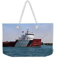 Roger Blough Detail Weekender Tote Bag