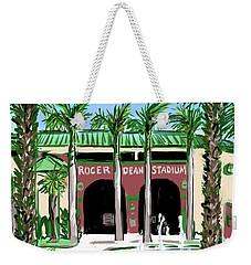Roger Dean Stadium Weekender Tote Bag