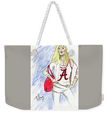 Roll Tide Weekender Tote Bag