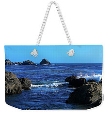 Weekender Tote Bag featuring the photograph Roll Tide Roll by B Wayne Mullins