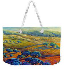Rolling Hills 3 Weekender Tote Bag