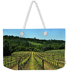 Rolling Hills Winery Grapevines   Weekender Tote Bag