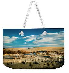 Rolling Sand Dunes Weekender Tote Bag