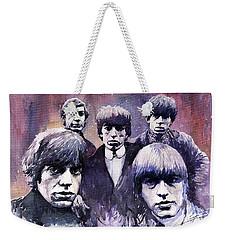 Rolling Stones  Weekender Tote Bag