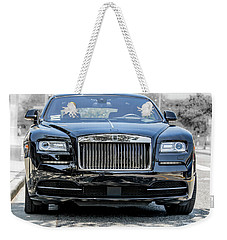 Rolls - Royce Wraith Coupe 2016 Weekender Tote Bag