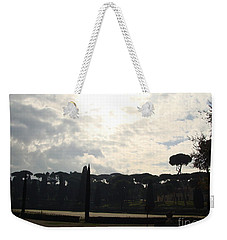 Roma, Villa Borghese Weekender Tote Bag