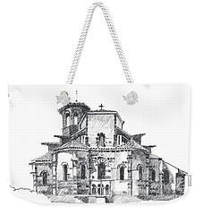 Roman Church At Chamalieres Weekender Tote Bag