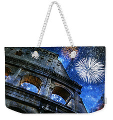 Roman Holiday Weekender Tote Bag by Aurelio Zucco