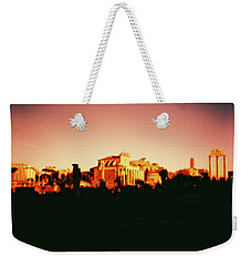 Roman Imperial Forum Weekender Tote Bag