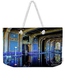 Roman Pool Weekender Tote Bag