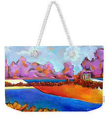 Roman Romance Weekender Tote Bag by Elizabeth Fontaine-Barr