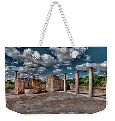 Roman Village  Weekender Tote Bag