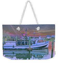 Romance Of The Sea Weekender Tote Bag