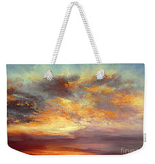 Romance Weekender Tote Bag by Valerie Travers