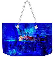 Romancing The Arctic Dedicated  Weekender Tote Bag