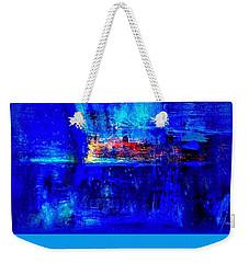 Romancing The Arctic Weekender Tote Bag