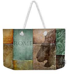 Romanesque Weekender Tote Bag