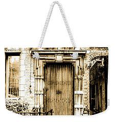 Romantic Bruges Weekender Tote Bag