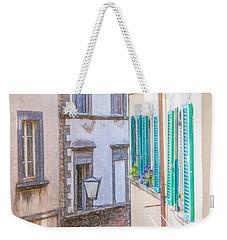 Romantic Cortona Weekender Tote Bag