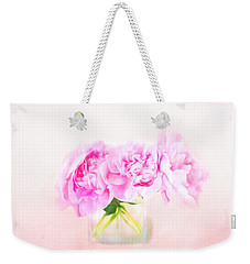 Romantic Gesture Weekender Tote Bag