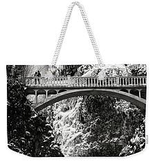 Romantic Moments At The Falls Weekender Tote Bag