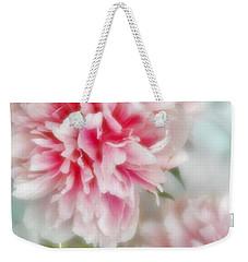 Romantic Peonies 2 Weekender Tote Bag