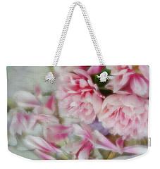 Romantic Peonies 3 Weekender Tote Bag