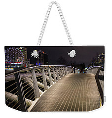 Romantic Proposal Weekender Tote Bag