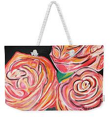 Romantic Weekender Tote Bag