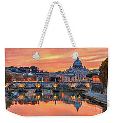 Rome And The Vatican City - 01  Weekender Tote Bag