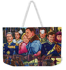 Ronald And Madeleine Weekender Tote Bag