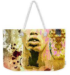 Ronaldinho Gaucho Weekender Tote Bag by Svelby Art