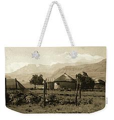 Rondavel In The Drakensburg Weekender Tote Bag