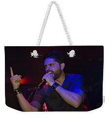Ronnie Romero 19 Weekender Tote Bag