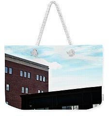 Rooflines No. 1 Weekender Tote Bag