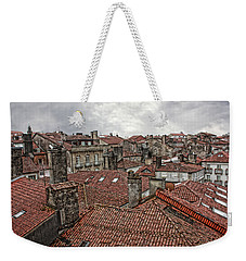 Roofs Over Santiago Weekender Tote Bag