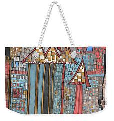 Dilapidated World Weekender Tote Bag