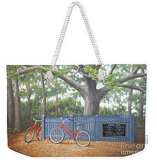 Room For Two More Weekender Tote Bag