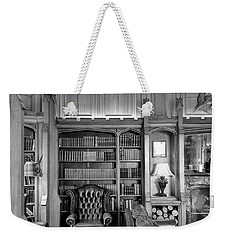 Weekender Tote Bag featuring the photograph Room Of Relaxation by Christi Kraft