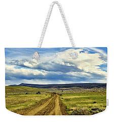 Room To Roam - Wyoming Weekender Tote Bag by L O C