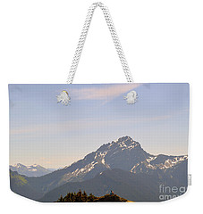 Room To Think Weekender Tote Bag