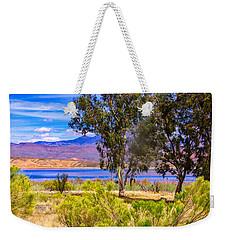 Roosevelt Lake Weekender Tote Bag
