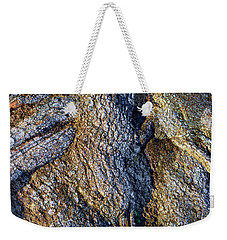 Weekender Tote Bag featuring the photograph Root Waves by Glenn McCarthy Art and Photography