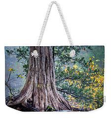Rooted Weekender Tote Bag