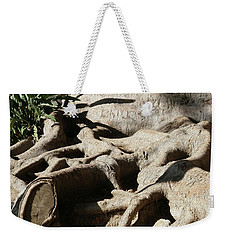 Roots And Graffiti Weekender Tote Bag