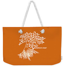 Roots In Tennessee Weekender Tote Bag by Heather Applegate