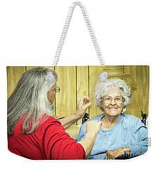 Roper 0367 Weekender Tote Bag by Cheryl McClure