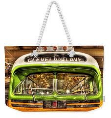 Rosa Parks Bus Dearborn Mi Weekender Tote Bag