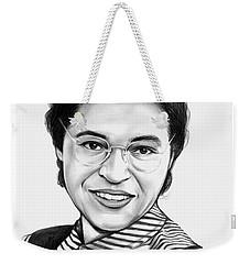 Rosa Parks Weekender Tote Bag