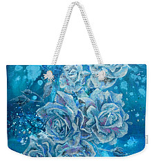 Rosa Stellarum Weekender Tote Bag